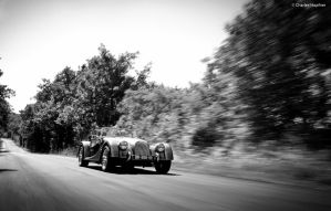Morgan Roadster V6 - II by Charles-Hopfner