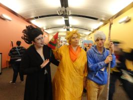 Anime2013: ROTG Group by Soraply11