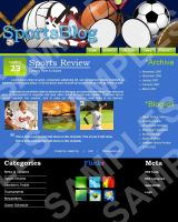 Sports Blog by chiqmontes