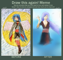 Meme: Before and After by DanielleNara
