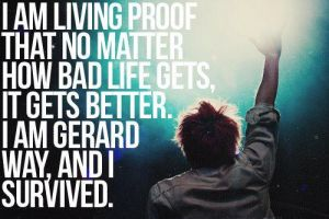 One of my favourite quotes. by The-MCR-Fan-Club