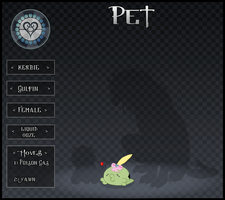 PH's Pet Application: Kerbie by Tartly-Sweet