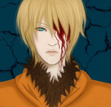 Bloody Kenny by kaoom
