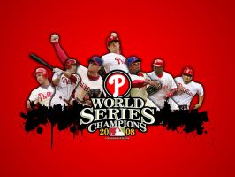 Phillies '08WS Wallpaper red by WidowmakerXLS