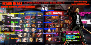 Frank West UMVC3 Moveset by Hotfeet444