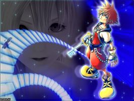 KH Chain Of Memories by LoveLoki