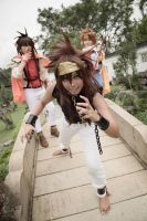 Saiyuki: Goku Generations by bluevioletapples