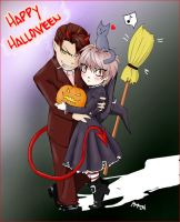 Halloween, VF style by Morwgh