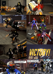 The Overwatch Comics: Reaper by DarknessRingoGallery