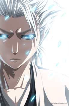 Bleach: Toushiro by aagito
