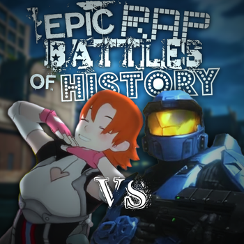 ERB Idea- Nora Valkyrie vs Michael J. Caboose by Stofferex