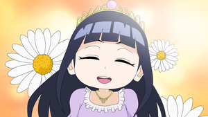 Rock Lee's Springtime Of Youth 22: Princess Hinata by Darkkitty669