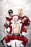Devil May Cry Holiday Special SANTA BABY by croaky