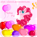 Pinkie Pie by Elya--chan12