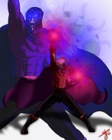 Magneto by naldridge