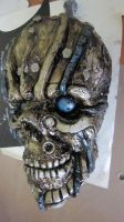 Metal Scull by Psychopat6666