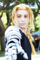 Edward Elric by ShuzaCosplay