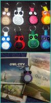 Owl City Owls by omnislash083