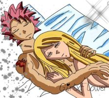 Nalu: Gonna make love tonight X by GirlxFlower