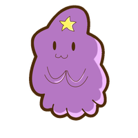 REQUEST- The Lumpy Space Princess by doc-sama