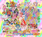 Magical Girl Collage by rubypearl31