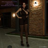 Helloween milf by muscl3Don