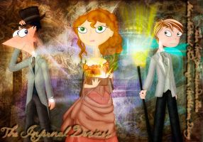 The Infernal Devices by mariefan