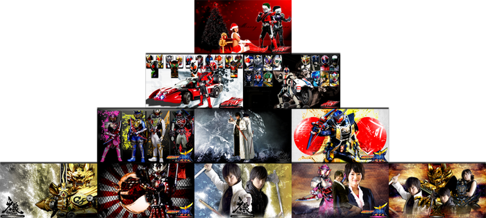 2014 Wallpapers by YorkeMaster