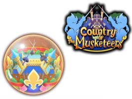 Country of the Musketeers by VexenRandomDrawerGuy