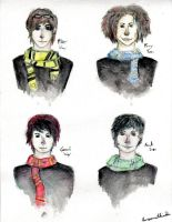 My Chemical Hogwarts by AwesomeTikiWiki