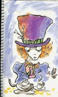 The Mad Hatter! by u-yes-u-i-love-u