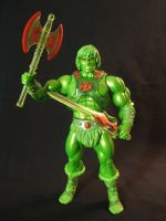 MOTUC custm Slime Pit He-Man 3 by masterenglish