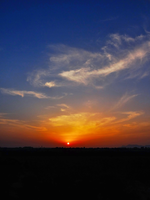 Sunset on The 27th of May -6- by IoannisCleary
