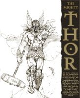 THOR by caananwhite