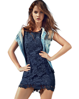 PNG - Barbara Palvin by Andie-Mikaelson