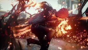 inFAMOUS Second Son - Up Power by Legan666