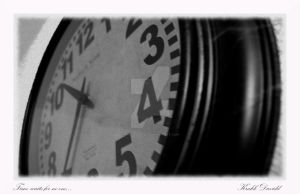 Time waits for no one.... by KrakkDavidd
