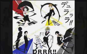 Durarara: Keep Out _ Wallpaper by 37SugarCubes