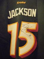 Lauren Jackson Signed Jersey by Seattle-Storm