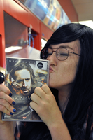 Kiss that Nic Cage. Kiss him by Cesia
