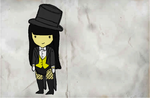 Scribblenaut Contest entry ft. Zatanna by Alyg8er