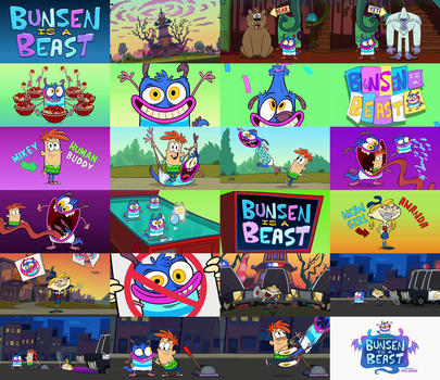 Bunsen Is A Beast Theme Song by dlee1293847