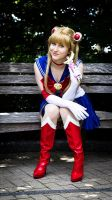 Sailor Moon I by EnchantedCupcake