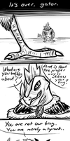 The Overthrow - Part 1 by Wolframclaws