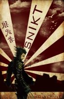 Tribute to Snikt by Adder24
