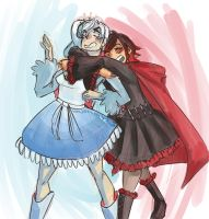 We Did It Weiss! by Sogequeen2550