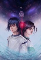 Spirited Away With You by Chemical-Exorcist