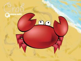 Crab by AzizStyle