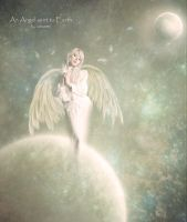 An Angel Sent To Earth by CaryAndFrankArts