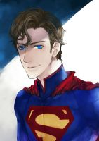 N52-Superman by cielo0903